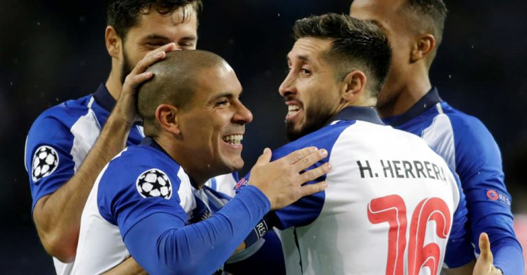 Héctor Herrera candidato a jogador do ano da CONCACAF