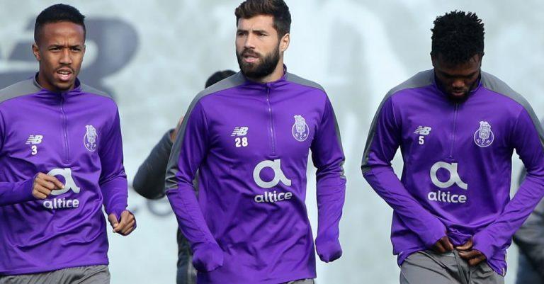 FC Porto - treino - preparação