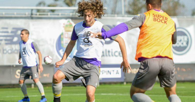 FC Porto - Fábio Silva -16 anos