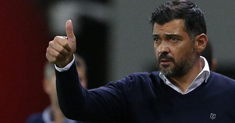 Sérgio Conceição - Treinador FC Porto