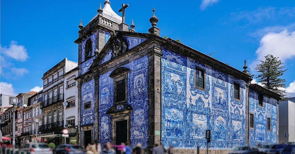 Capela das Almas - Porto