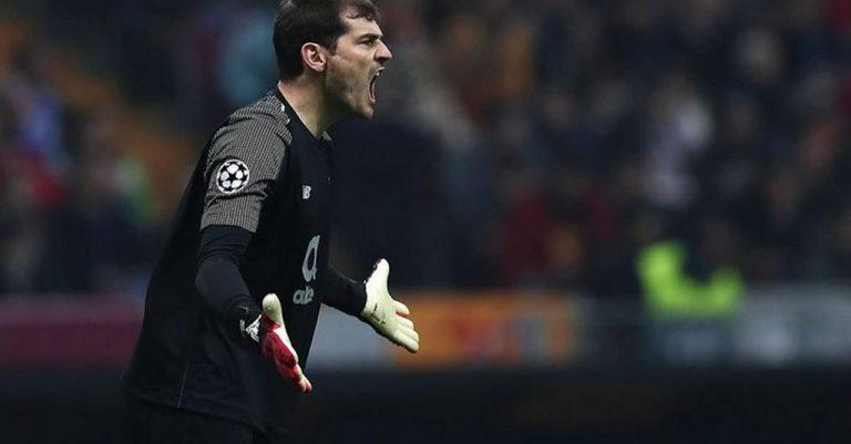 """Iker Casillas: """"Somos vencedores. Somos líderes..."""""""