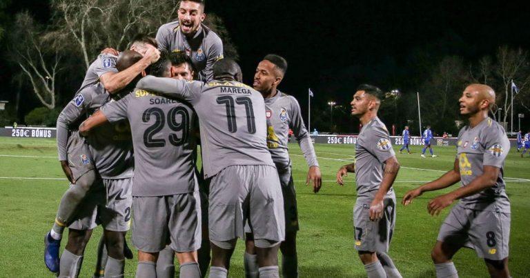 FC Porto - 16.ª vitória