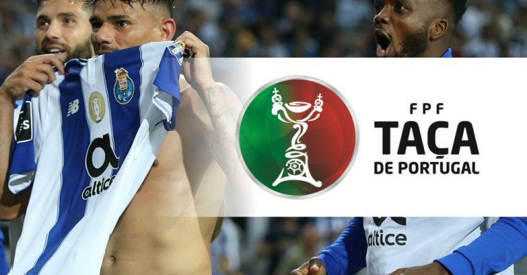 Já há data para as meias-finais da Taça de Portugal