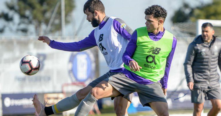 FC Porto - preparação para o clássico