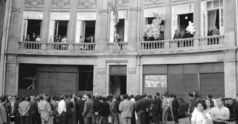 Início de obras na antiga sede do FC Porto nos Aliados