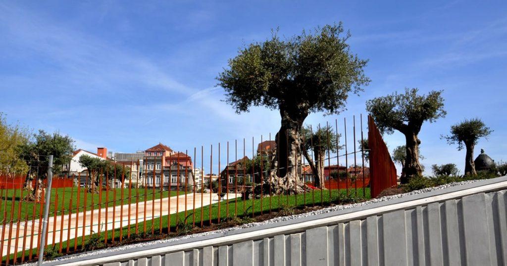 Jardim das Oliveiras - Porto