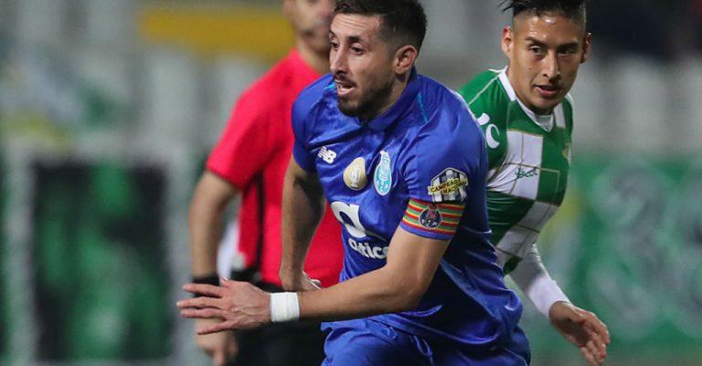FC Porto - liderança isolada