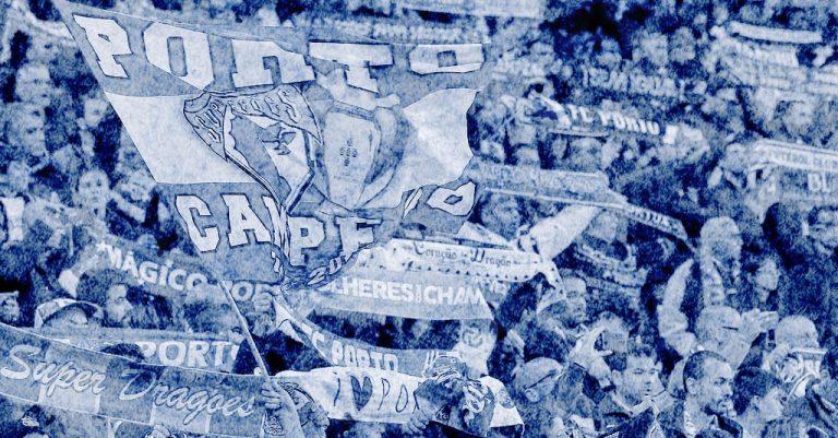 Adeptos do FC Porto - Mar azul - FC Porto