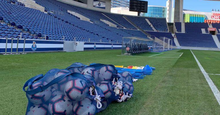 FC Porto - Treino de preparação