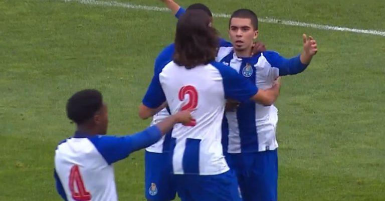 Tomás Esteves - Sub-19 - FC Porto