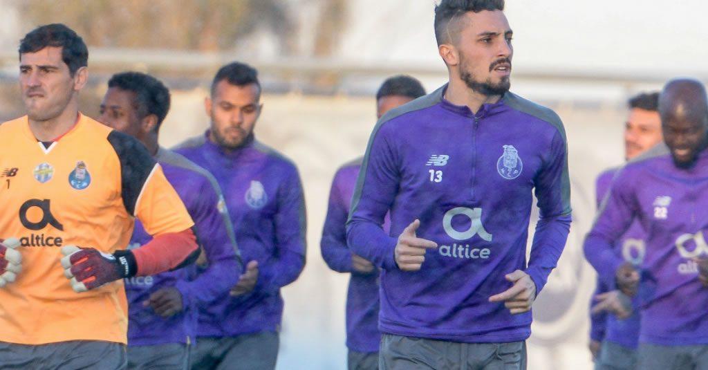 FC Porto: Arranque da 'operação Marítimo' com três baixas