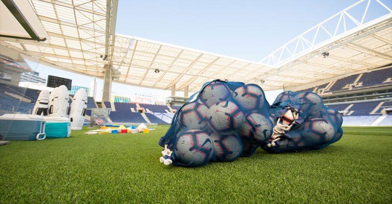 FC Porto prepara jogo