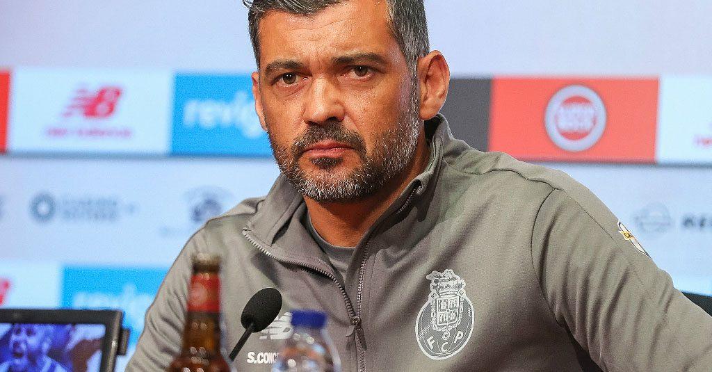 """Sérgio Conceição: """"Liverpool! Santa Clara... o trabalho e preparação são os mesmos"""""""