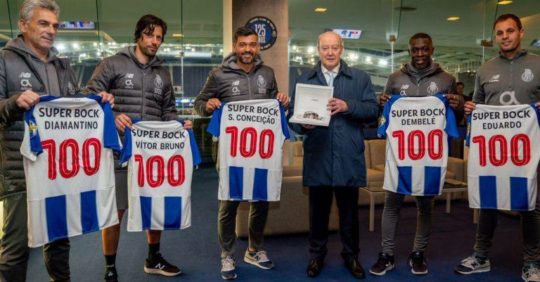 Equipa técnica do FC Porto