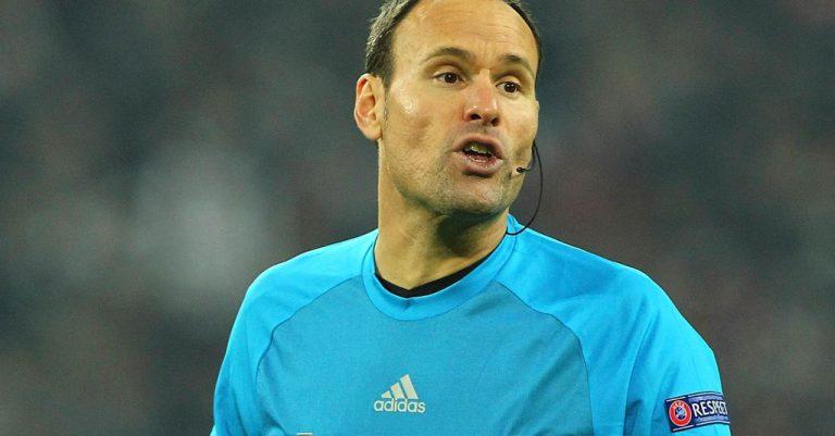 António Mateu Lahoz - árbitro