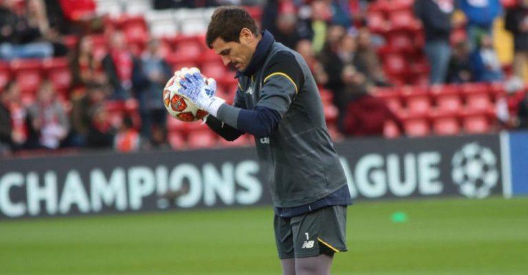 "Iker Casillas: ""Sou 100 por cento otimista"""