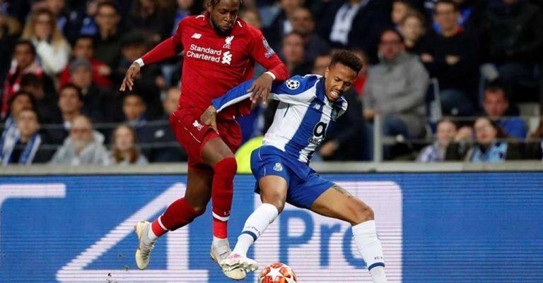 FC Porto-Liverpool - Liga dos Campeões