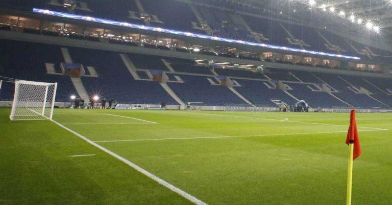 baliza do FC Porto