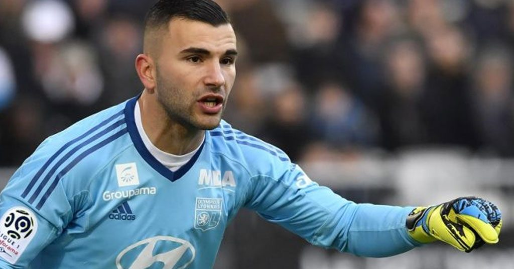 Anthony Lopes, ganha força para substituir Casillas na baliza do FC Porto