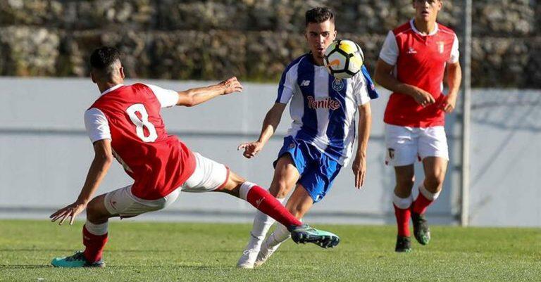 Vítor Ferreira eleito jogador revelação do Torneio de Toulon