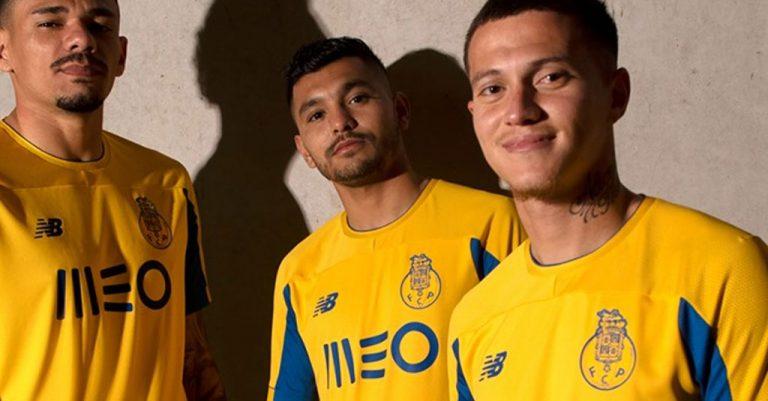 FC Porto: conhecido o equipamento Alternativo 19/20